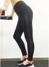 Solide Sportbekleidung Fitness Skinny Yoga Leggings