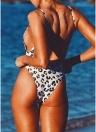 Femmes maillot de bain une pièce spaghetti sangle dos ouvert maillots de bain monokini maillot de bain