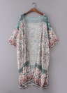 Women Chiffon Kimono Cardigan