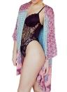 Frauen Chiffon Bikini Cover Ups Beachwear