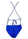 Sexy Frauen Verband Monokini Riemchen Backless Beach Bikini Badeanzug Baden