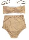 Women Stripe  Bikini Set  Push Up Padded Swimsuit Swimwear Bathing Suit