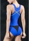 Costume da bagno intero professionale da nuoto in costume da bagno intero da donna