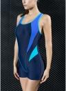 Costume da bagno intero sportivo da donna Costume da bagno intero sportivo da corsa