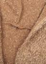 Forme a mujeres el paño grueso y suave con capucha de la sudadera con capucha abierta frente de la manga larga sólida sudadera con capucha caliente prendas de vestir exteriores suéter flojo capa