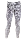Women Sports Yoga Leggings Leopard Print Stretchy Skinny Bodycon Pants Tights Trousers