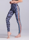 Women Sports Yoga Leggings Print Stretchy Skinny Bodycon Tights Pants Trousers