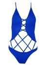 Costume da bagno Bikini sexy da bagno con spalle scoperte Monokini