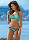 Bikini Set Contrast color Swimwear