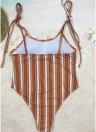 Sexy Femmes Une Pièce Maillot De Bain Maillots De Bain Imprimer Body Bandage Plage Porter maillot de bain Backless Monokini