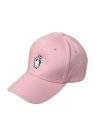 Nouveau Mode Femmes Hommes Cap Solide Couleur du motif de broderie snap Flat Baseball Hip-Pop Cap Blanc / Rose / Noir