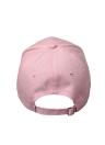 Neue Art und Weise Frauen Männer Cap Solid Color-Stickerei-Muster-Snap Flache Baseball Hip-Pop Cap Weiß / Pink / Schwarz