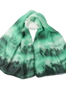 Forest Print Scarf Cover Up