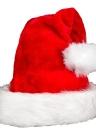 Noël Santa Hat Peluche Noël Cap Santa Claus Party Festival Décoration Rouge