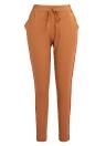 Pantalones de rayas a los lados de las mujeres de moda Pantalones de lápiz delgado de alta cintura elástico ocasional de la cintura