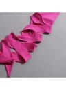 Модные женские кружевные балетные танцы с высокой талией Push Up Leggings