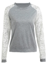 Femmes Dentelle Solide Chemises Crochet Splice Slim Casual Tops Basic Chemisier Casual