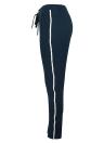 Fashion Women Tracksuit Lips Printed Sweatshirt Striped Casual Set Suits
