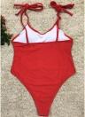 Sexy Frauen Badeanzug Badeanzug Bademode Print Body Bandage Beach Wear Badeanzug Backless Monokini