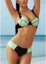 Bikini da donna Bustier Push Up