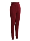 Solid Thick Warm Tights High Elastic Skinny Bodycon Pants