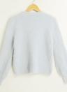 Women   Warm Winter Solid  Casual Jumper Pullover Knitwear Sweater