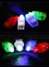2016 LED Popolare Finger luci laser lampeggiante anello Fascio di luce colorati torcia chiara Glow Lamps concerto decorativo Puntelli per bambini giocattolo per feste 20/40 / 100pcs