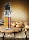 Spruzzatore di olio e spruzzatore di aceto 2-in-1 Buona qualità Olio di oliva Spruzzatore Barbecue Bottiglia di spruzzo di Marinada Spilletta di ottima acqua Spruzzatore di erogazione per BBQ Buon Stile di stagionatura