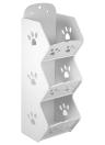 3-Tier Storage Organizer Shelf DIY Set Detachable Washable Storage Shelf
