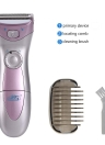 Washable Electric Lady Hair Remover Trimmer Epilator