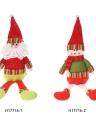 Festnight vendita calda XMAS Amabili Decori bambola Babbo Natale Snowman Dolls per i rifornimenti per Finestra Dinner Table Decorazioni regalo Iniziale Hotel decorazione del partito