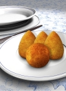 Manual DIY Arancini Criador Itália Arroz Mold legumes batata Onigiri Stuffed Bola Rolando Meatball Bento Imprensa fabricante Arancinotto Mould Ferramenta Croquettes