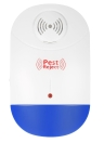 Electronic Ultrasonic Pest Repeller Non-toxic Plug In Repellent for Mice Mosquito Ants Spiders Roaches Repelling AC90V-250V