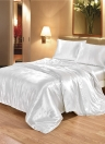 Silk-like Bedding Set Well-made Duvet Cover Set Silky Smooth Soft Duvet Cover & Pillowcase Sets