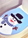 Ornamenti di Natale decorativi di Natale per il bagno