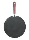 Pan di Pan di Pancake Pan Crema Panna Pan Flat Pan con Spargitore e Spatula Crunch Crepe Grill