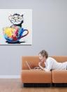 50 * 50 см HD Отпечатанные безрамные картины для холста на холсте для картин