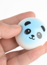 Exquisite Fun Soft Bread Cartoon Squishy Slow Rising Squeeze Toy Phone Straps Ballchains Simulation  Kawaii Squishies Cream Scented Fidget Toys for Kids and Adults Random Color φ4cm