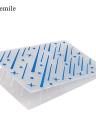 1 PCS Cadre Décoratif Gaufrage Dossier En Plastique Modèle Impressions Texturées pour Scrapbooking Carte Photo Artisanat Faire Gâteau Décoration Style 9