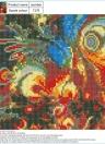 5D DIY Diamond Painting Colorful Mandala Pattern Rhinestone Patchwork Wall Room Decoration