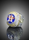 2017 Houston Spaceman Championship Memorable Ring Fine-quality Elegante Europa y América Hombres / Mujeres Ring Souvenir