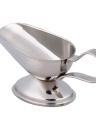 5oz contenitore succo di alta qualità in acciaio inox spessore salsiera salsa pomodoro
