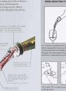 Profesional rojo vino aireadoras escanciador surtidor decantador aireador vino rápido aireadoras verter herramienta con soporte