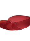 Festnight Luxus Large Size 6 * 8ft Red Heart String DIY Dekorationen für Valentinstag, Verlobung, Hochzeit Partei Hintergrund Dekor Supplies