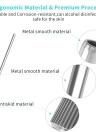 3-em-1 USB Ear Cleaning Endoscópio Earpick LED Light Multifuncional Câmera de Inspeção Endoscópio 0.3MP Visual Ear Spoon Cuidados de Saúde Ferramenta de Limpeza Earwax Clear Remover Ferramentas Ear Cleaner para OTG Android Micro USB PC