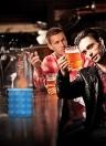 Cubo de gelo Criador Genie Revolutionary Space Saving Ice-Ball Makers Balde Partido Bebida Silicone Bandejas Molde Cozinha Ferramentas para Refrigeração Burbon Whisky Cocktail Bebidas (Grande)