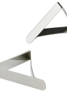 I morsetti registrabili del panno del supporto della clip della copertura delle tabelle della tabella della tovaglia dell'acciaio inossidabile 6pcs misura per gli attrezzi pratici del partito di promozione del partito