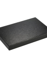 5pcs / set de luxo de luxo estilo ocidental de aço inoxidável talheres de boa qualidade sólidos utensílios de mesa com caixa de armazenamento
