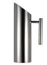1.5L grande capacità Brocca acqua dell'acciaio inossidabile Cold Drink Juice Pot con Ice Guardia