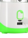 USB Juicer 400ml Cup Fruit Mixing Machine Portable Personal Size Electric Rechargeable Mixer Blender High Speed